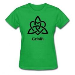 "Scottish Gaelic Love ""Gràdh"" Shirt"