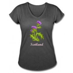 Scottish Thistle Shirt