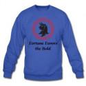 """Fortune Favors the Bold"" Turnbull Crest Sweatshirt"