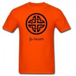 "Scottish Gaelic Forever ""Gu Bràth"" Shirt"