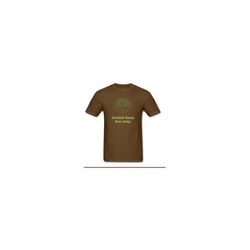 Scottish Roots Run Deep T-Shirt