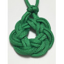 Celtic Circle Paracord Necklace