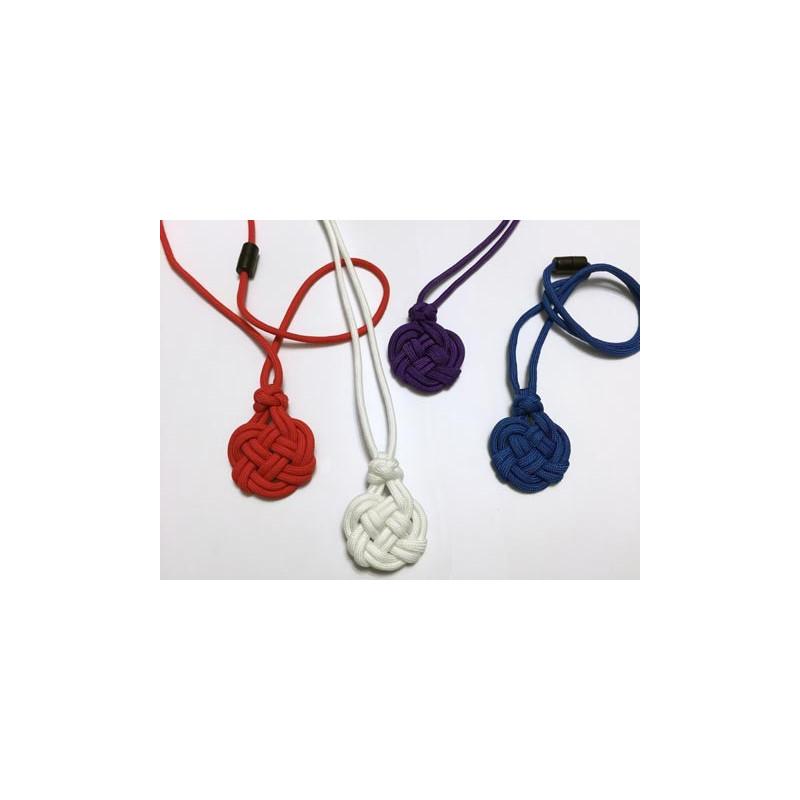 Celtic Heart Paracord Necklace