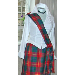 Turnbull Ladies Tartan Sash
