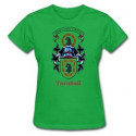 Scottish Turnbull Coat of Arms - Lady's T-Shirt