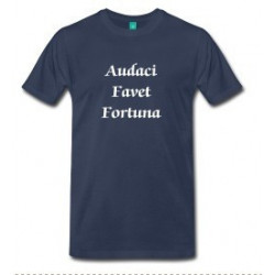 Audaci Favet Fortuna Turnbull T-shirt