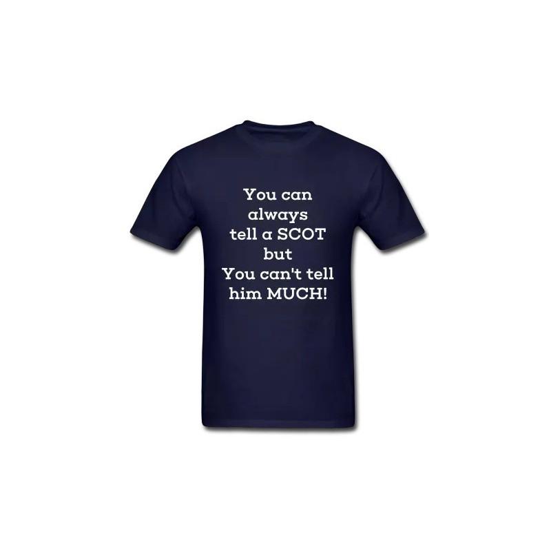 Tell a SCOT t-shirt