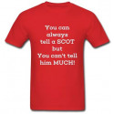 Tell a SCOT t-shirt