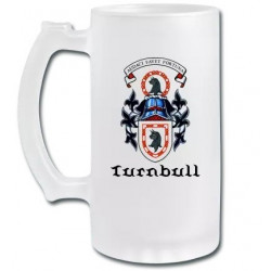 Turnbull Arms Frosted Stein