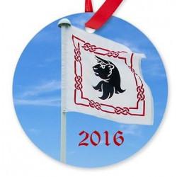 2016 Honoring Tent Hosts Ornament