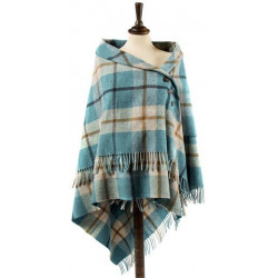 Turnbull Ancient Lambswool Button Cape