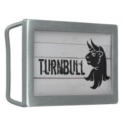 Turnbull Proud Belt Buckle