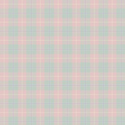 12x12 Dress Tartan Scrapbook Page (pale)