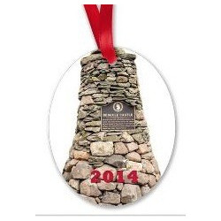 2014 Collectible Turnbull Cairn Ornament