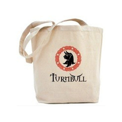 Clan Crest Turnbull or Trimble Tote Bag