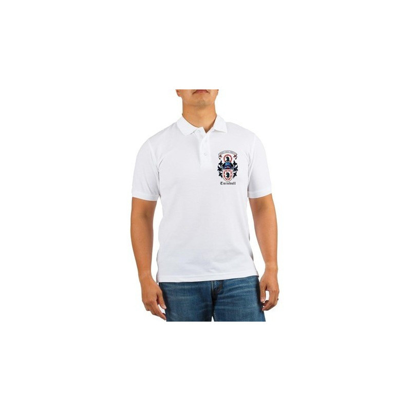 Men's Turnbull Arms Polo Shirt