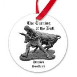 2009 Turning of the Bull Collector's Ornament