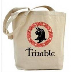 Clan Crest Trimble Tote Bag
