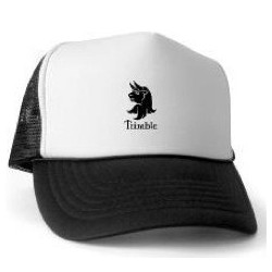 Two Tone Turnbull or Trimble Hat