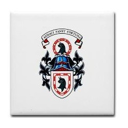 Turnbull Arms Ceramic Coaster